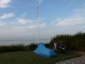 Campsite in Denmark