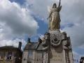 Carentan WWI monument