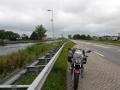Entering Holland